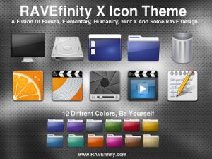 Temas Ravefinity-X