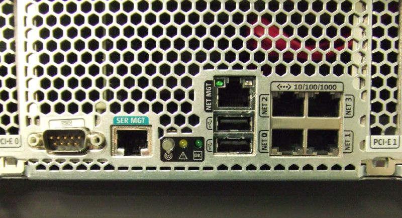 puertos red ordenador antiguo