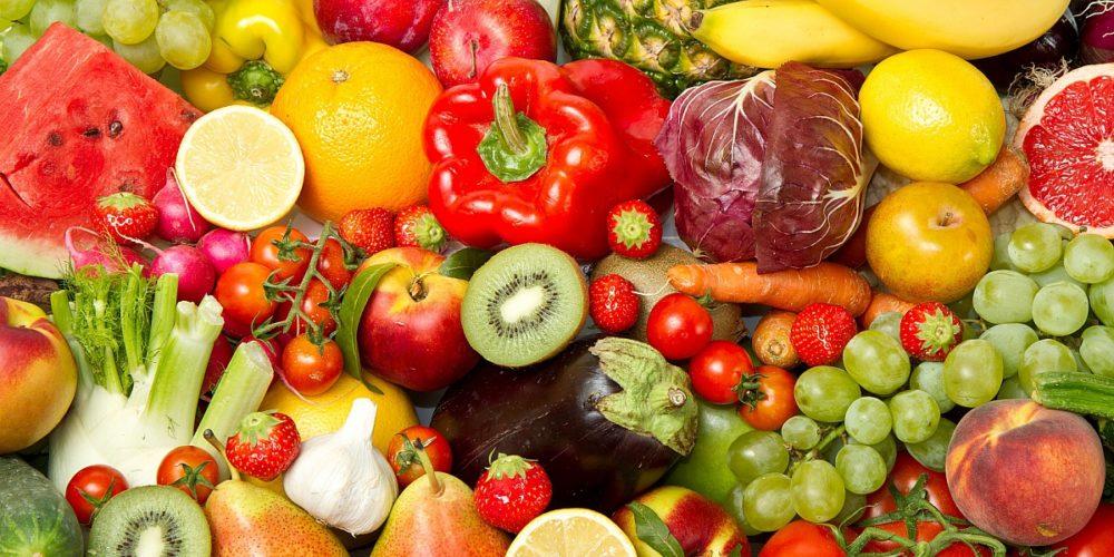 Abundancia de frutas